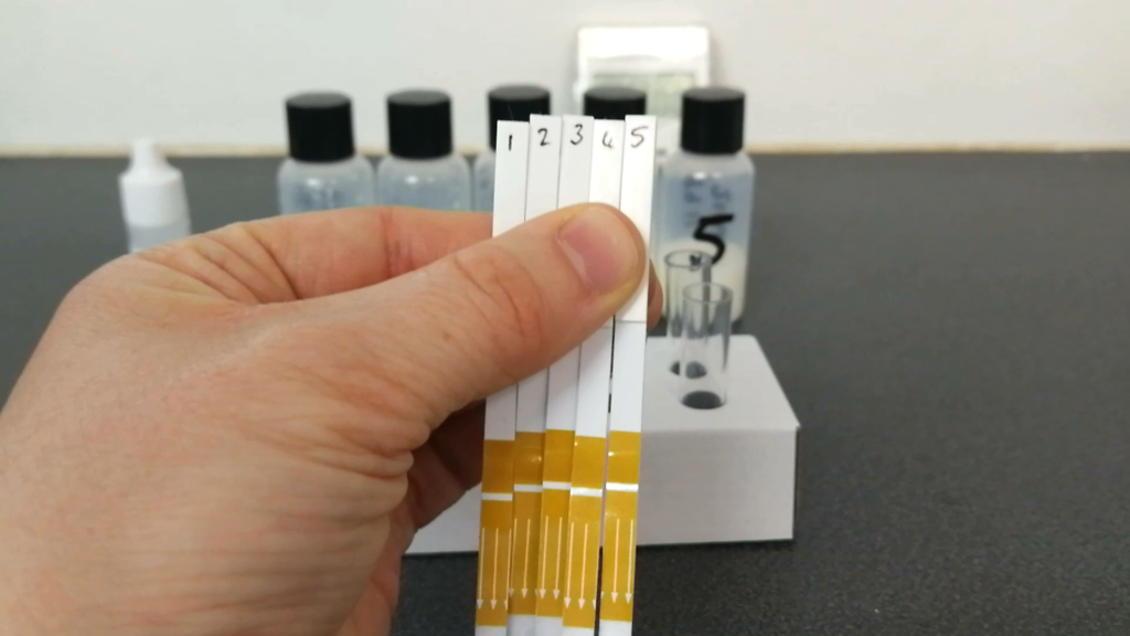 Lateral flow tests are common across many industries.
